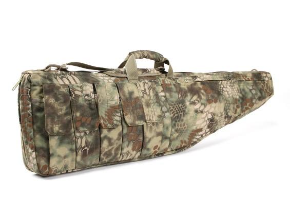 SWAT 41 inch Tactical Rifle Gun Bag (Kryptek Mandrake)