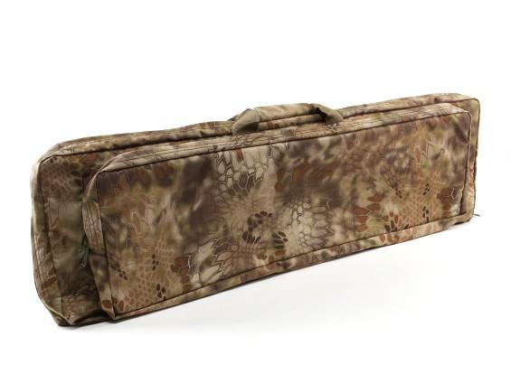 SWAT 38inch Extreme Double Rifle Gun Bag (Kryptek Highlander)