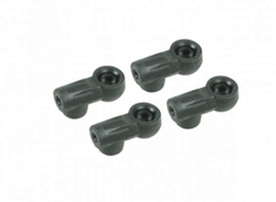 4.8mm Ball End Set voor Anti-Roll Bar (4 stuks) - 3Racing SAKURA FF 2014