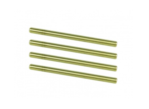 Schorsing Inner Titanium Coated Pin Set - 3Racing SAKURA FF 2014