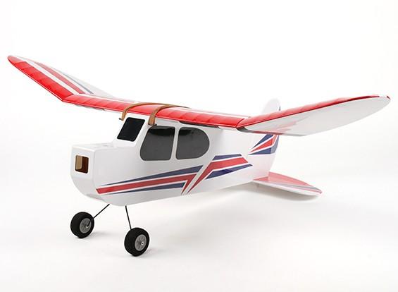 HobbyKing ™ Mariposa Slowflyer Trainer Balsa 1120mm (ARF)