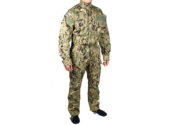 Emerson NWU Type III AOR2 Uniform Set (S grootte)