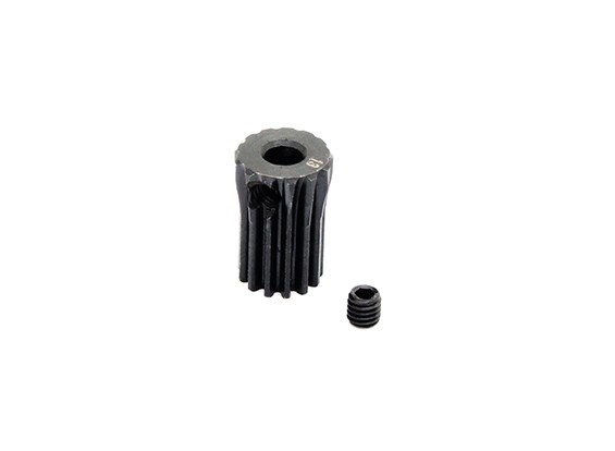 Hobbyking ™ 0.5M gehard staal Helicopter Pinion Gear 3.17mm Shaft - 13T