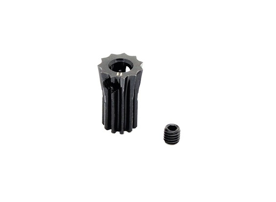Hobbyking ™ 0.5M gehard staal Helicopter Pinion Gear 3.5mm Shaft - 11T