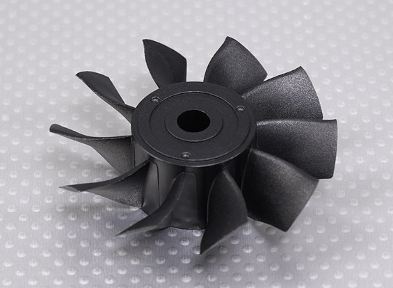 Vervanging Rotor 10 Blade High-performance 70mm EDF Ducted Fan Unit