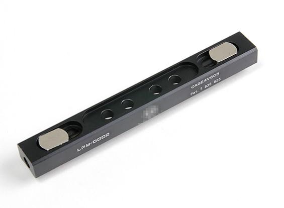 FMA Lowpro mount (zwart)