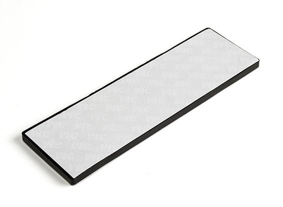 Vibration Absorption Sheet 145x45x5.5mm (zwart)