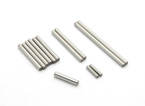H-King Sand Storm 12/01 2WD Desert Buggy - Opschorting Pins Set