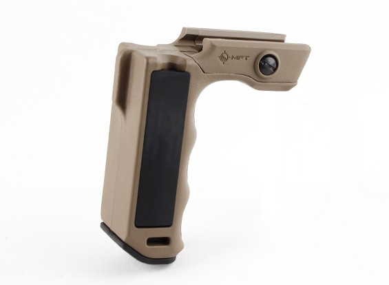 Mission First Tactical REACT Magwell Grip (Flat Dark Earth)