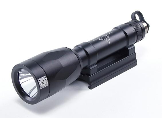 Night Evolution M620P Tactical Light (Black, volledige versie)