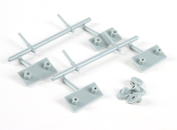 HobbyKing ™ Focke Wulf FW-190 1600mm - Drop Tank Mounts