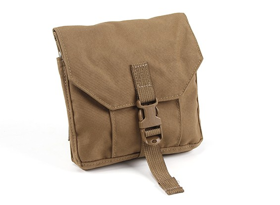 Grey Ghost Gear Multi Purpose Pouch (Coyote Brown)