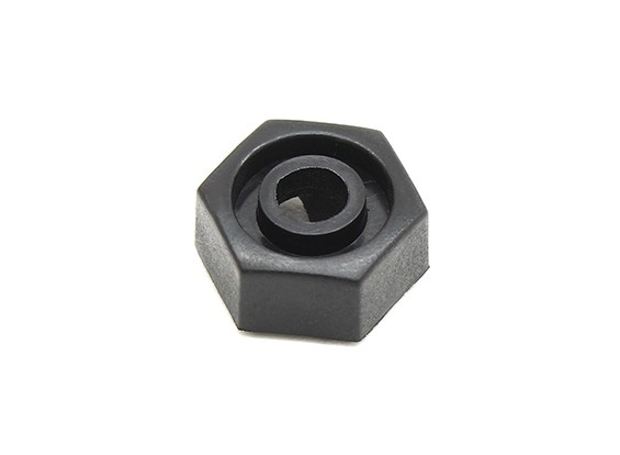 Wheel Block Nut - H.King Rattler 1/8 4WD Buggy