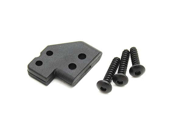 Rear Shocks Mount Set - H.King Rattler 1/8 4WD Buggy