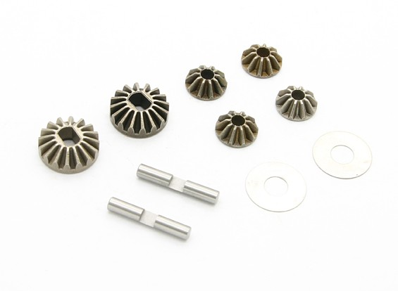 10T / 13T Diff Gear - BZ-444 Pro 1/10 4WD Racing Buggy