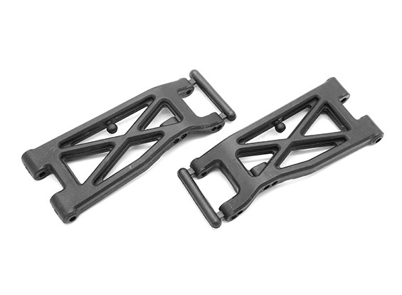 Rear Lower Arm - BZ-444 1/10 4WD Racing Buggy (1 paar)
