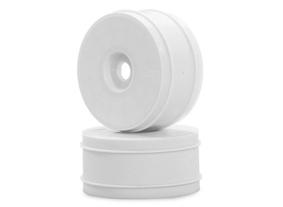 JConcepts Mono-Max-Ups 1 / 8ste Buggy Wheel - White