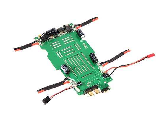 Walkera Scout X4 - Vervanging Power Distribution Board