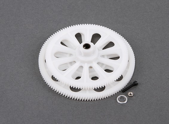 Assault 450L Flybarless 3D Helicopter Main Gear Set met Auto-Rotation Unit