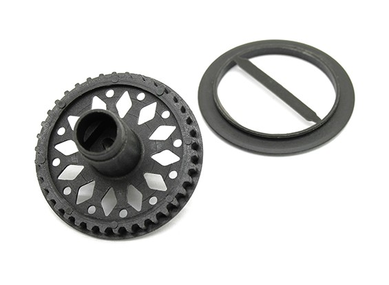 BT-4 Plastic Shaft Gear Ring / front Spool TR1026