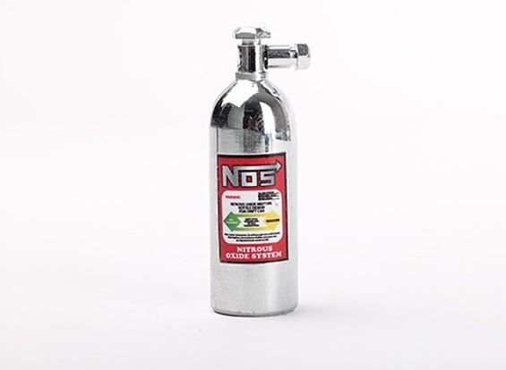 NZO NOS Fles Style Balance Gewicht 25g - Sliver