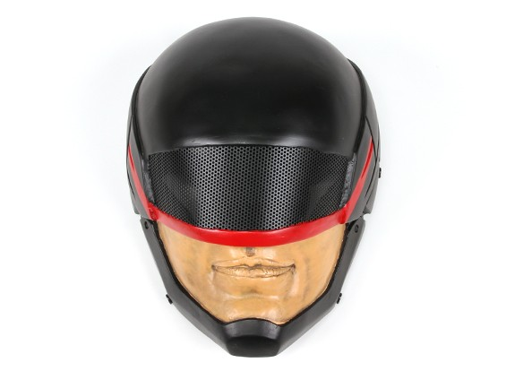 FMA Wire Mesh Full Face Mask (RoboCop)