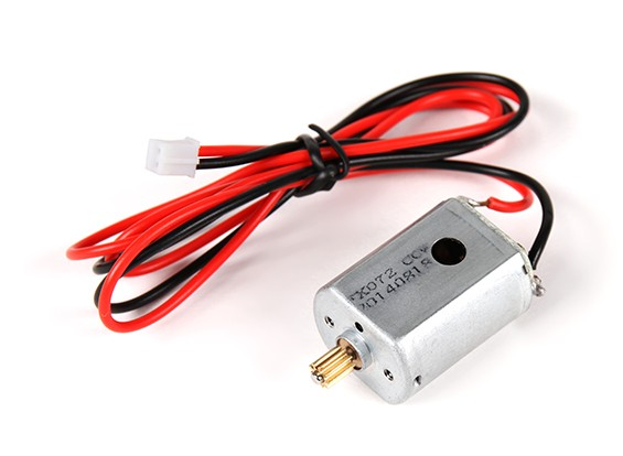 FX070C 2,4 GHz 4CH Flybarless RC Helicopter Vervanging Tail Motor