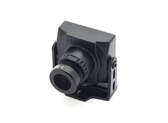 Fatshark 900TVL WDR CCD FPV camera met Intergrated Control Stick (NTSC)