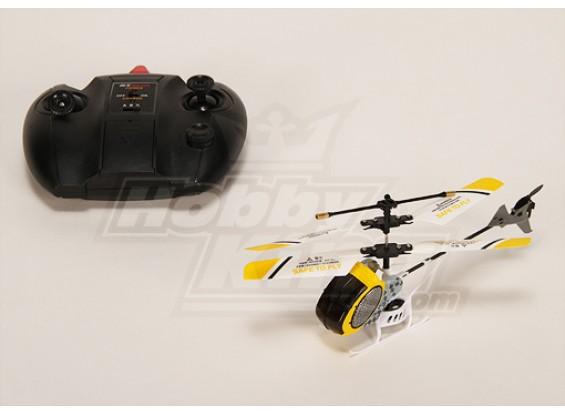 3ch Micro Dragonfly coaxiale Heli w / IR-afstandsbediening