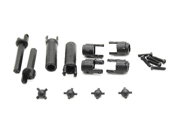 Center Drive Shaft (1 paar) - OH35P01 1/35 Rock Crawler Kit