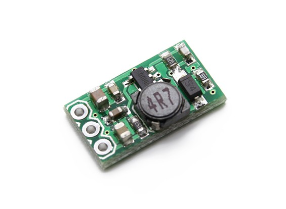 HPM-6 12V Step-Up Voltage Regulator