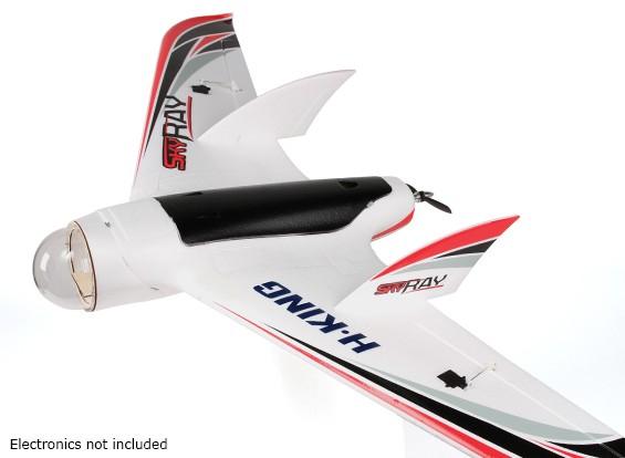 Hobbyking ™ Skyray FPV Flying Wing 1213mm EPO (Kit)