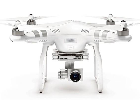 DJI Phantom 3 Geavanceerde Quadcopter met gestabiliseerde HD Camera (RTF)