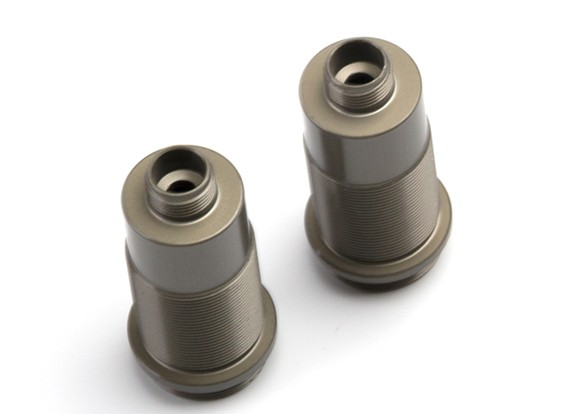 BSR Beserker 1/8 Truggy - Receptie Shock Body 19x46mm (2 stuks) 814182