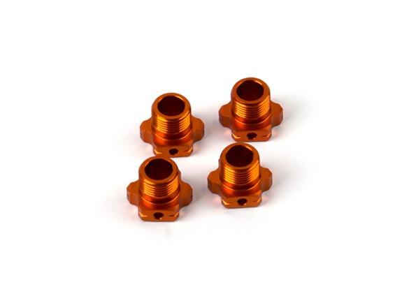 BSR Beserker 1/8 Truggy - 17mm Wheel Hex (4 stuks) 815161