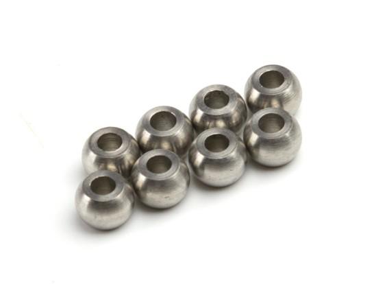 BSR Beserker 1/8 Truggy - 6.8mm Suspension Pivot Ball (8 stuks) 926848