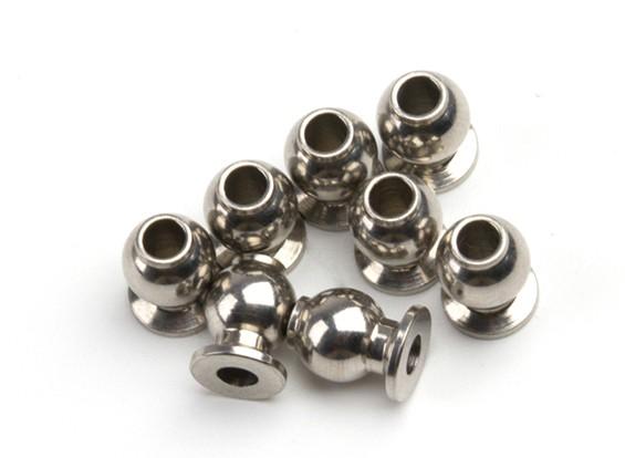 BSR Beserker 1/8 Truggy - 6.8mm Steering Pivot Ball (8 stuks) 926890
