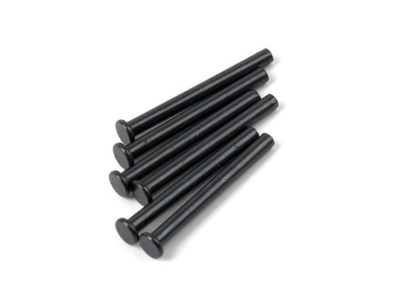 BSR Beserker 1/8 Truggy - Shock Neder-Pin (6 stuks) 950331