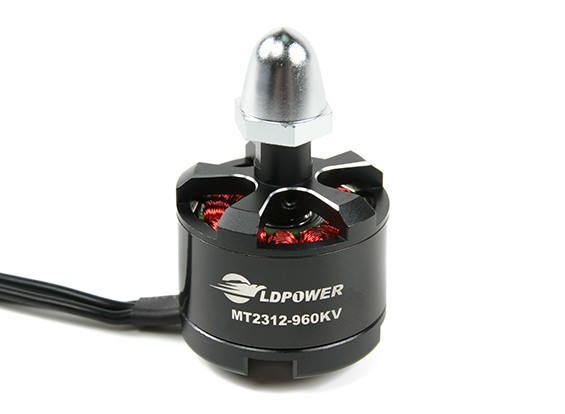 LDPOWER MT2312-960KV borstelloze Multicopter Motor (CW)