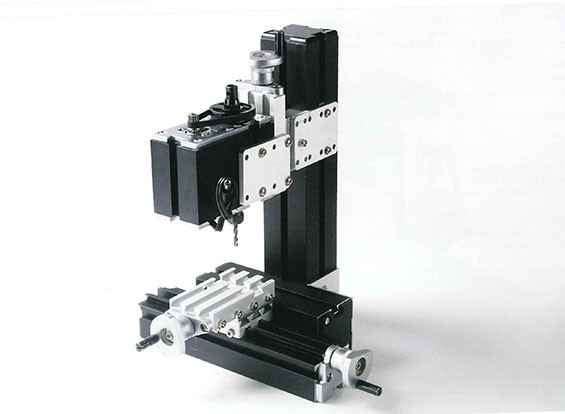 Grote macht Mini Metal 8-in-1 Machining Kit (EU Plug)