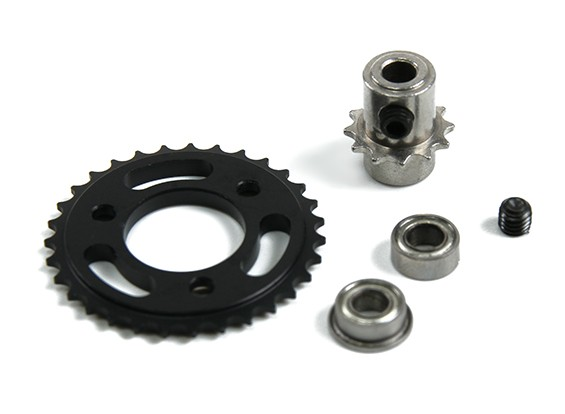 BSR 1000R onderdeel - Optioneel Linkage Sprocket Set