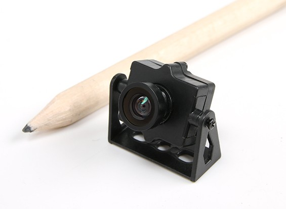 Quanum Super Mini 520TVL FPV Camera voor Racing Drones NTSC