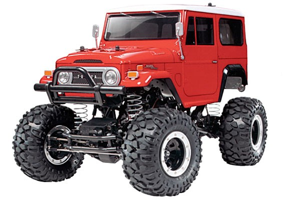 Tamiya 1/10 schaal Toyota Land Cruiser 40 (CR01) Truck Kit 58405