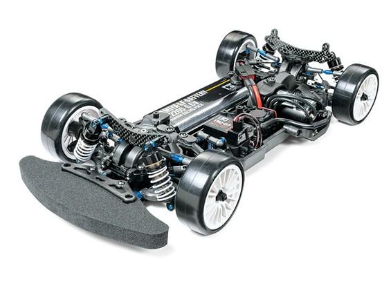 Tamiya 1/10 schaal TB-04R On-Road Racing Chassis Kit 84.412