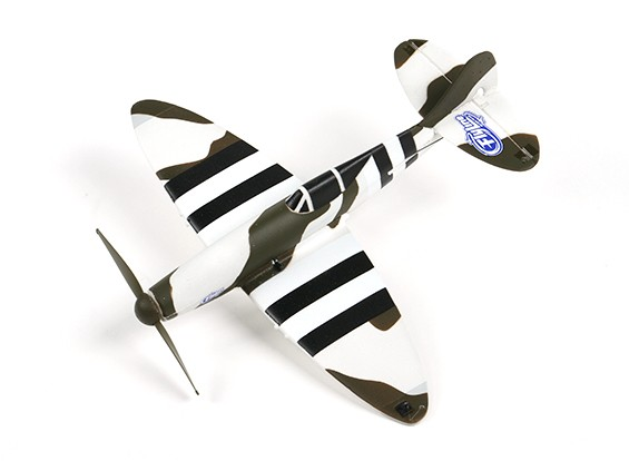 Flyline Raiders Room - Combat Spitfire