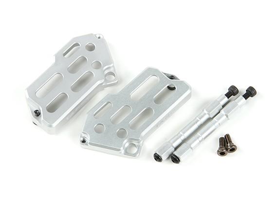 Tarot CNC Aluminium ESC Covers Back for TL250 en TL280 Carbon Fiber Multi-rotors