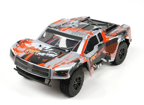 WL Toys 1/12 l979 2WD High Speed ​​Short Course Truck w / 2.4Ghz Radio System (RTR)