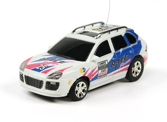 WL Toys 1/63 2015-1A Micro Desktop Racer w / Transmitter (RTR)