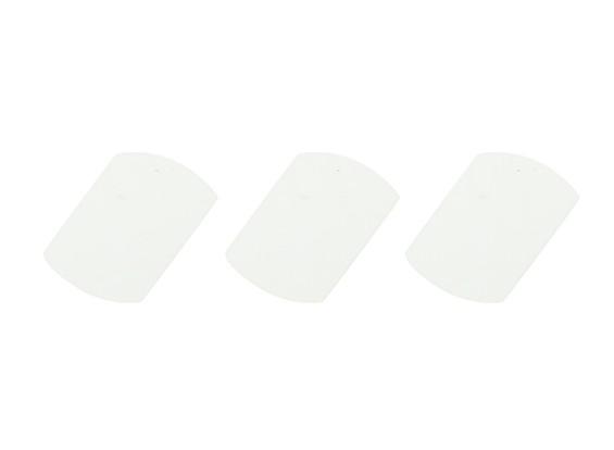 Cox 0,049 / 0,051 Mylar Reed Valve (3 stuks)