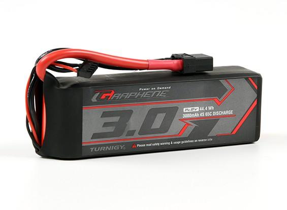 Turnigy Grafeen 3000mAh 4S 65C Pack Lipo w / XT90